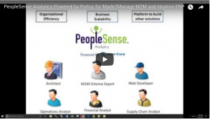 PeopleSense Analytics Powered by Portus On-Demand Webinar