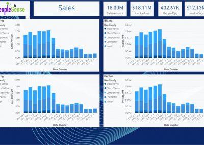 Power BI Sales