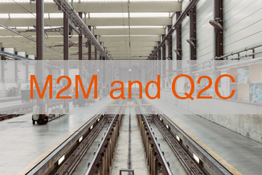 M2M Manufacturing Software and Q2C – Say What?