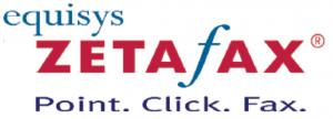 ZetaFax Equisys Logo